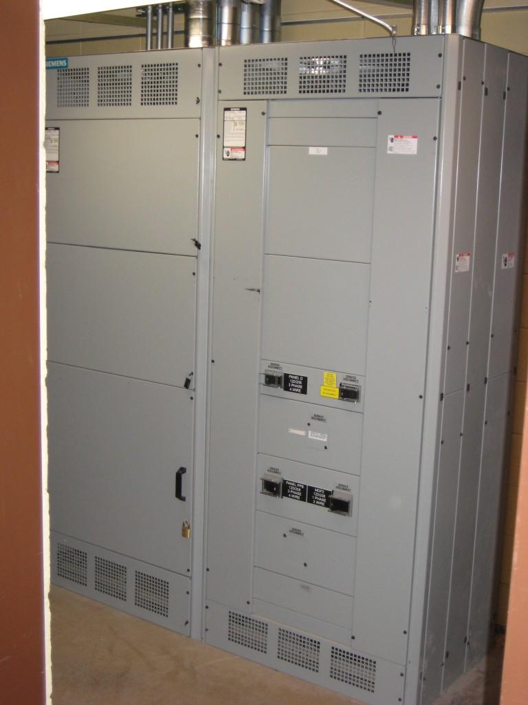 R&A Electric job site