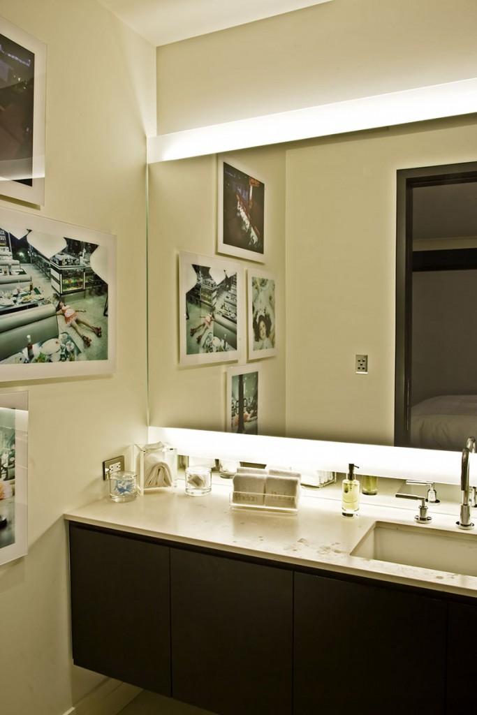 R&A Electric home design powder room